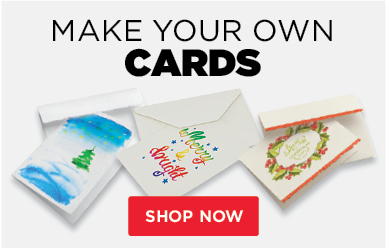 Holiday Card Making