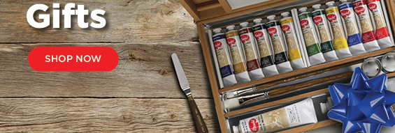 Paint and Brush Gifts