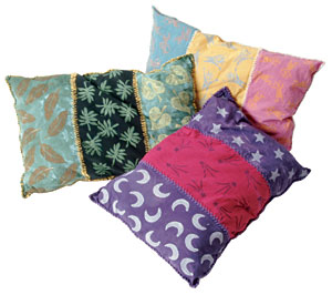 Adinkra-Inspired Pillows