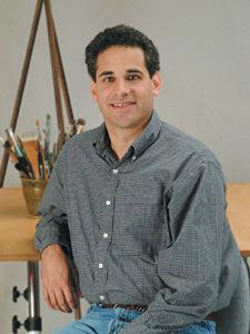 Bob Buchsbaum, CEO of Dick Blick