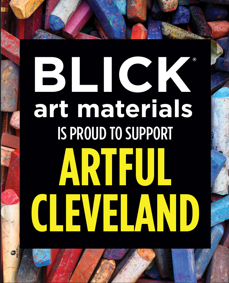 Blick Art Materials is proud to support artful cleveland
