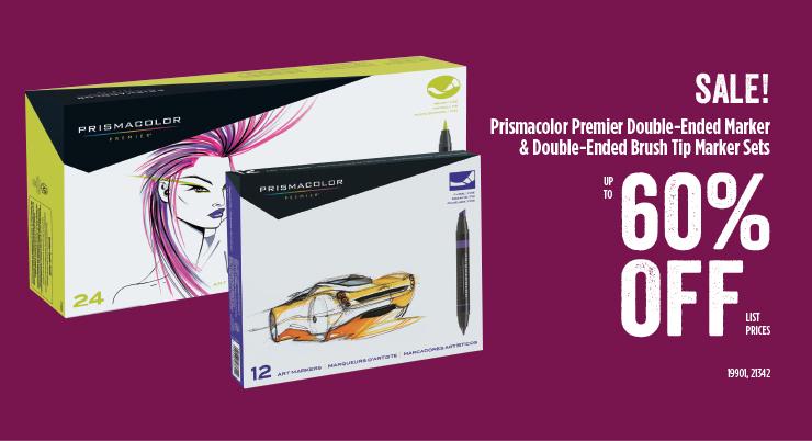 Prismacolor Premier Markers 60%