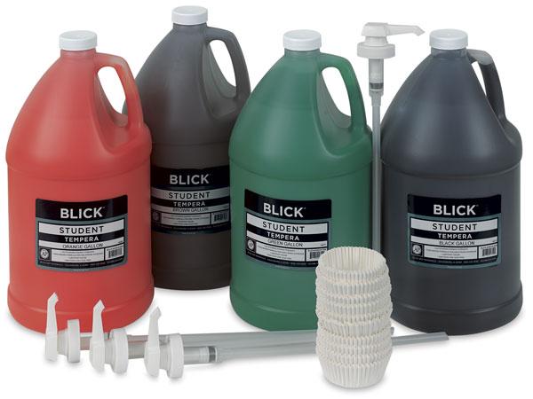 4-Color Pump Kit, Secondary Colors