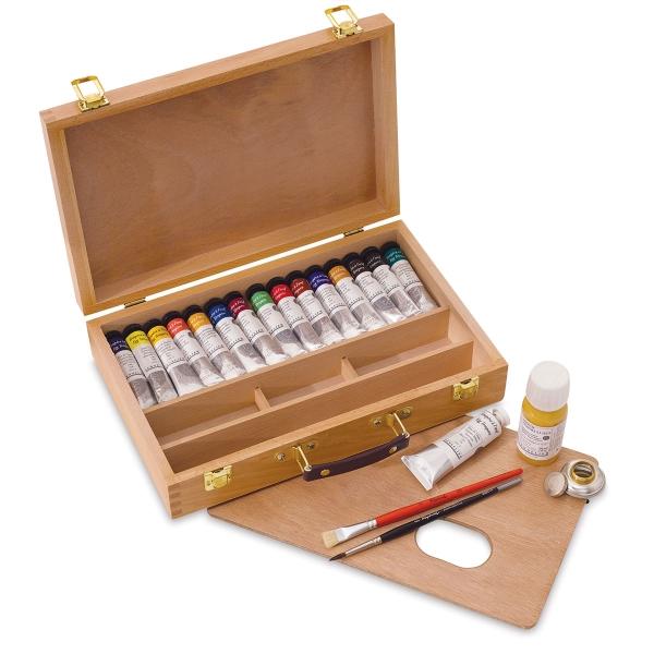 Deluxe Wooden Box Set