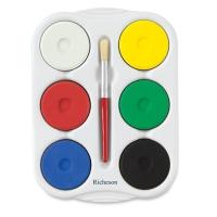 Heavy-Duty Tray with 6 Colors