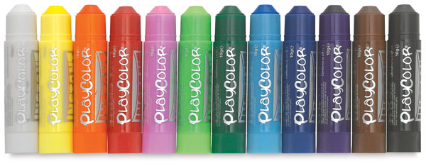 Standard Colors, Set of 12, Standard Size Sticks