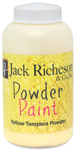 Powdered Tempera Paint, Yellow