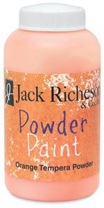 Powdered Tempera Paint, Orange