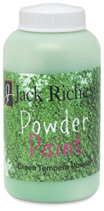 Powdered Tempera Paint, Green