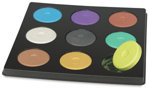 Metallic Colors, Set of 9