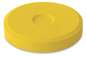Tempera Mini Cake, Yellow, sold in Pkg of 6