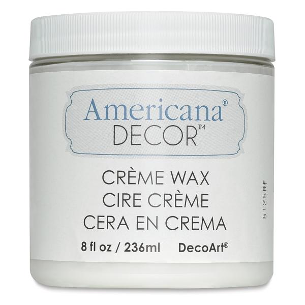 Clear Crème Wax