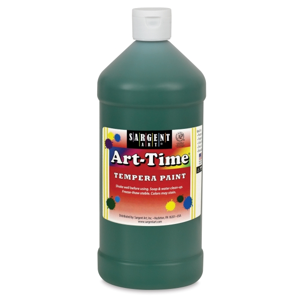 Sargent Art-Time Tempera Paint