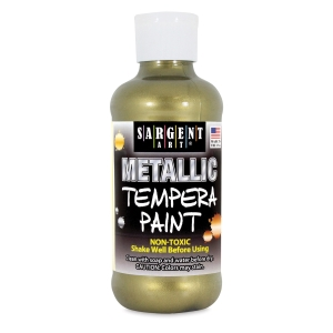 Sargent Art Metallic Tempera