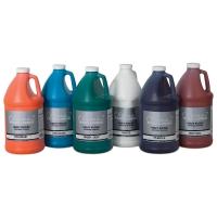 Chroma 2 Washable Tempera Paint, Secondary Colors, Set of 6