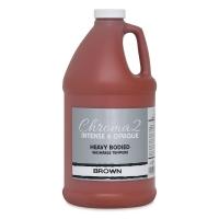 Chroma 2 Washable Tempera Paint, Brown, 64 oz