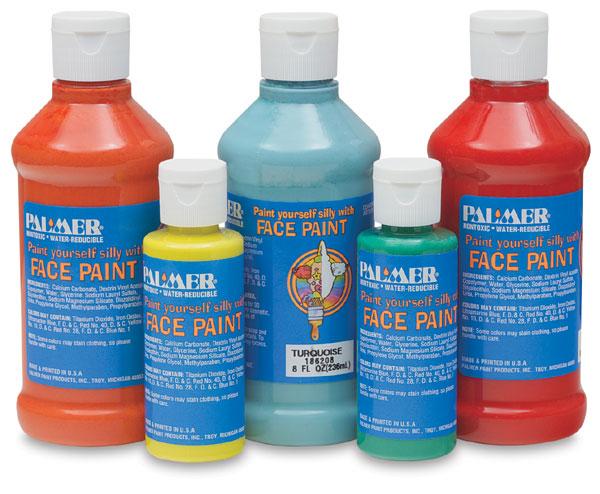 Palmer Face Paint