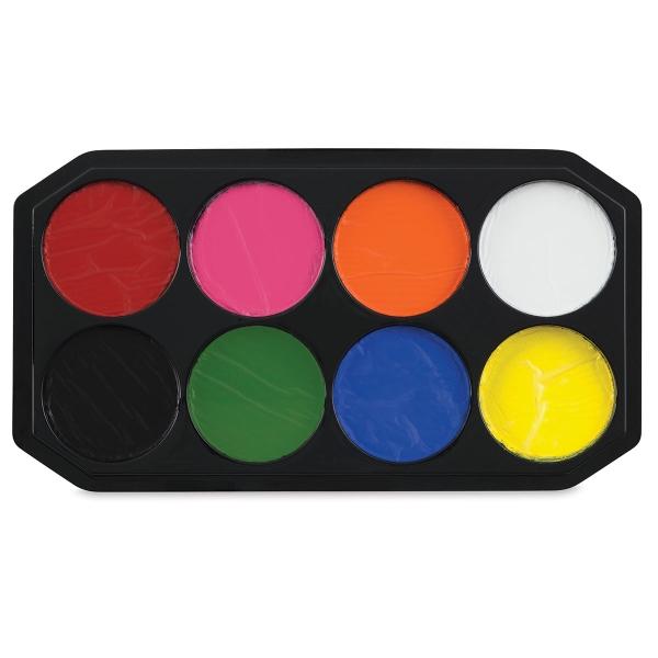 Jumbo Palette, Set of 8