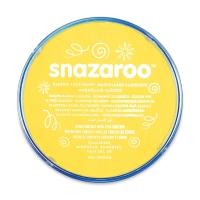 Snazaroo Face Paint, Bright Yellow