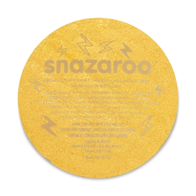 Snazaroo Face Paint, Gold