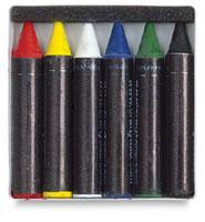 Crafty Dab Jumbo Crayon Face Paint