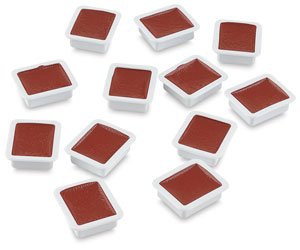Square Half-Pan Refills, Pkg of 12