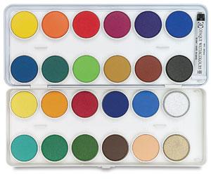 Opaque 24 Pan Set