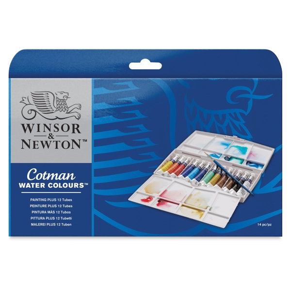 Painting Plus Set of 12