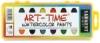 Sargent Art-Time Watercolor, 16 Pan Set