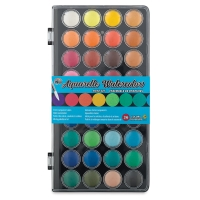 Aquarelle Watercolor Pan Set of 36