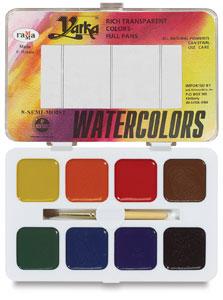 8 Color Set