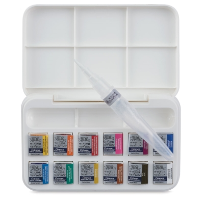 Winsor & Newton Cotman Watercolor Pan Sets