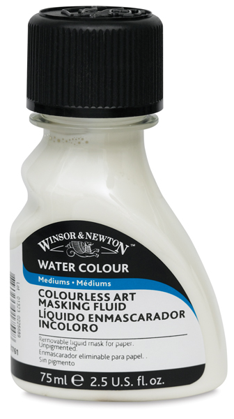Colorless Art Masking Fluid