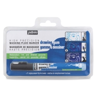 Pebeo Drawing Gum, Marker, 0.7 mm Tip