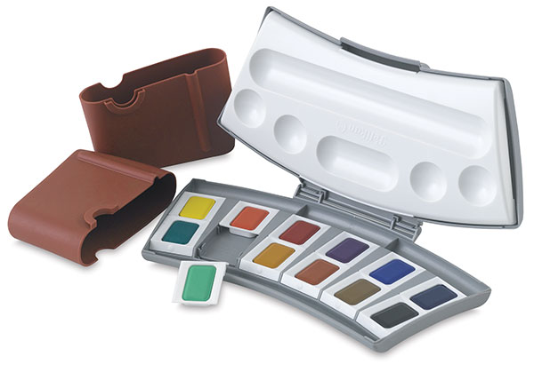 Transparent Colors, Set of 12