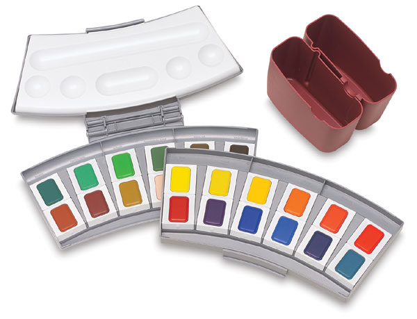Transparent Colors, Set of 24