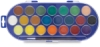 Watercolor Pans, Set of 22