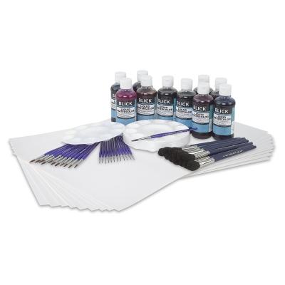 Painting Class Kit