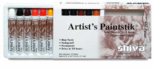 Professional Set of 12 Colors