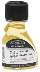 Artists' Painting Medium 75 ml