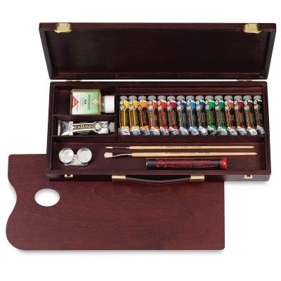 Traditional Wood Box Set