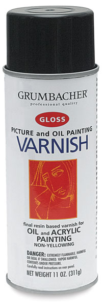 Picture Varnish, Gloss