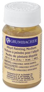Alkyd Oil Painting Medium