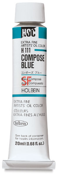 20 ml Compose Blue