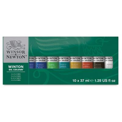 Winton Oil Starter Set