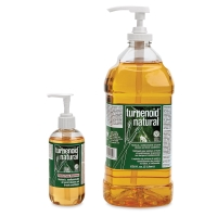 Turpenoid Natural, Plastic Bottle with Convenient Pump (8 oz and Half Gallon Only)