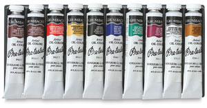 Pre-Tested 10-Color Sampler Set