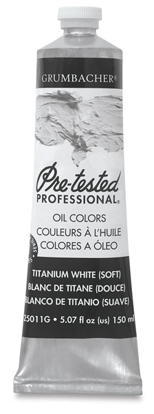 Titanium White, 5 oz Tube