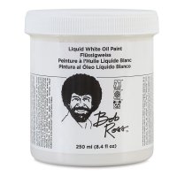 Bob Ross Oil Painting Liquid Mediums, White