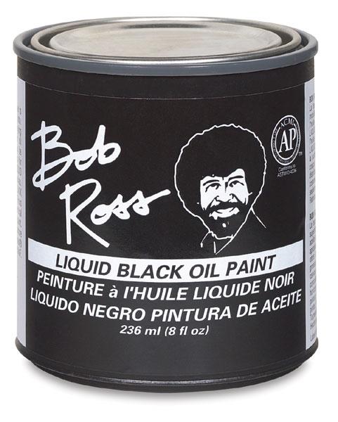 Liquid Mediums, Black